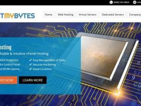 hostmybytes-$20年付/Windows/512内存/25g硬盘/1T流量/洛杉矶